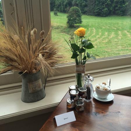 Dalhousie Castle: The Orangery Restaurant