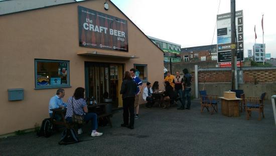 The Craft Beer Shop