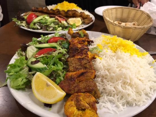 Picture of persian palace london tripadvisor for Ahmads persian cuisine