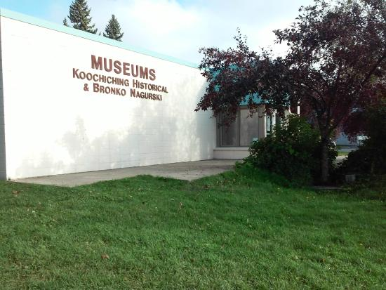 ‪‪International Falls‬, ‪Minnesota‬: Koochiching Museum‬