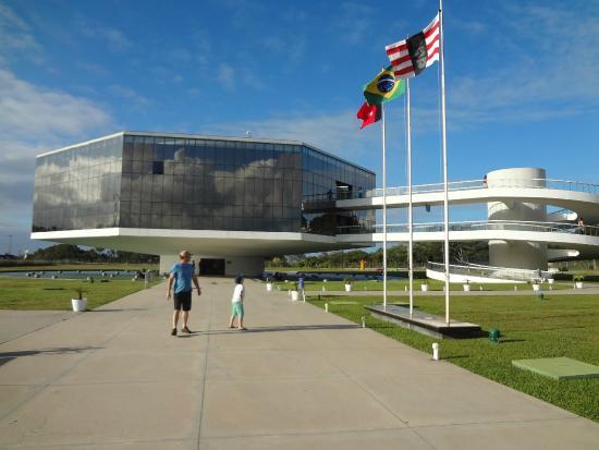 Estação Cabo Branco – Ciência, Cultura & Artes: Estação Cabo Branco entrada