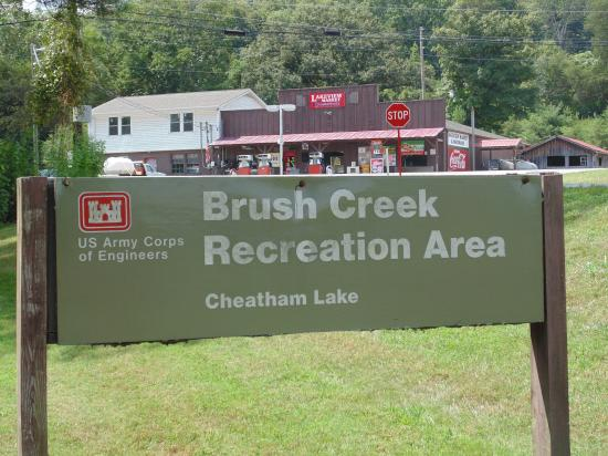 Brush Creek Recreation Area