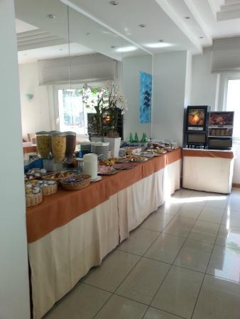 Hotel San Leo: colazione