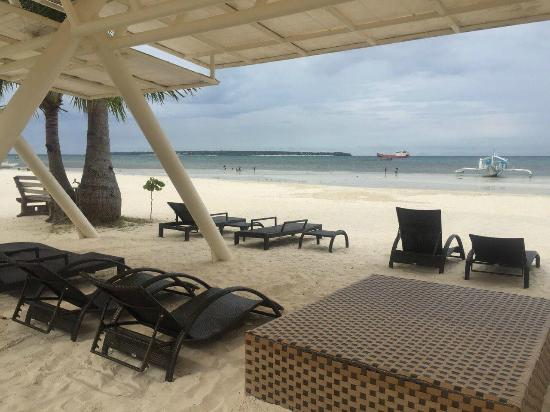Anika Island Resort Beach Front