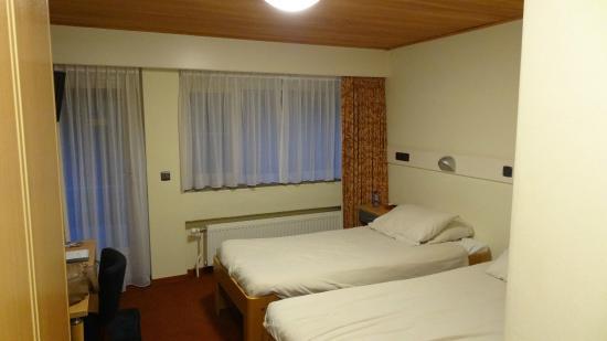 Hotel Guldenberg: De kamer
