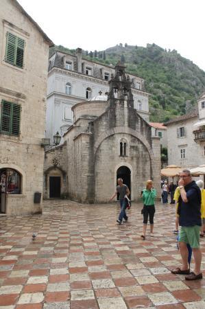 Kotor Old City: Main Square