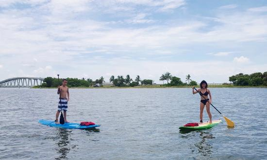 ‪Paddle Board Sanibel‬