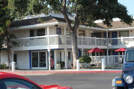 Motel 6 Oakland-Embarcadero : esterno