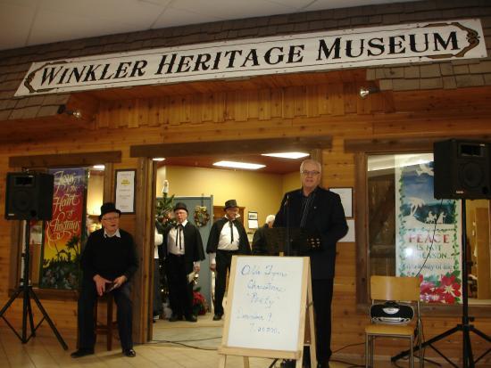 Winkler Heritage Museum