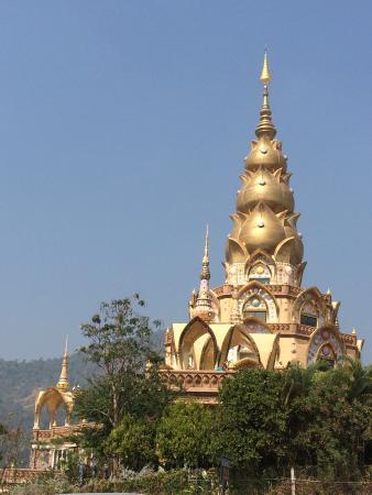 Wat Prathat Phasornkaew: สถาปัตยกรรม