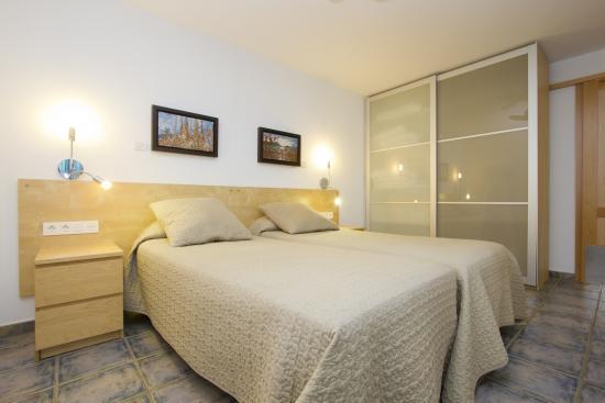 Nautilus Lanzarote: Dormitorio