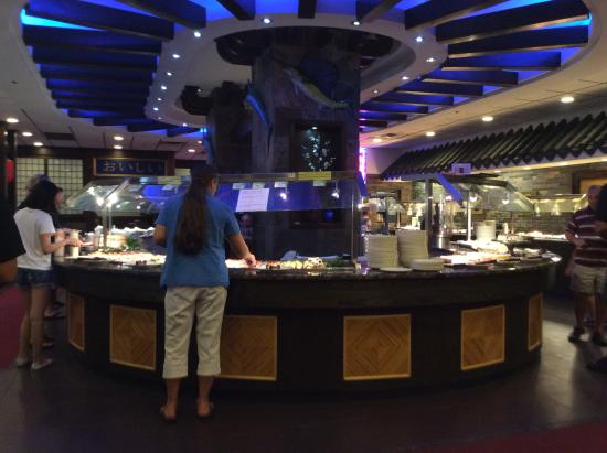 buffet area picture of yukai japanese buffet virginia beach rh tripadvisor com buffet virginia beach blvd buffett virginia beach