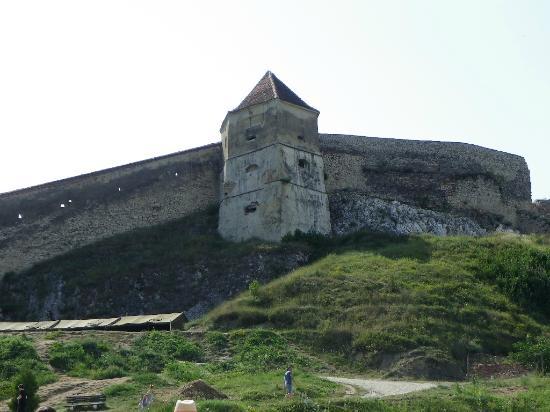 Rasnov Citadel: Cetatea Rasnov 2