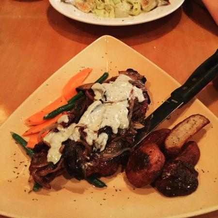 Kirsten's Restaurant : Steak