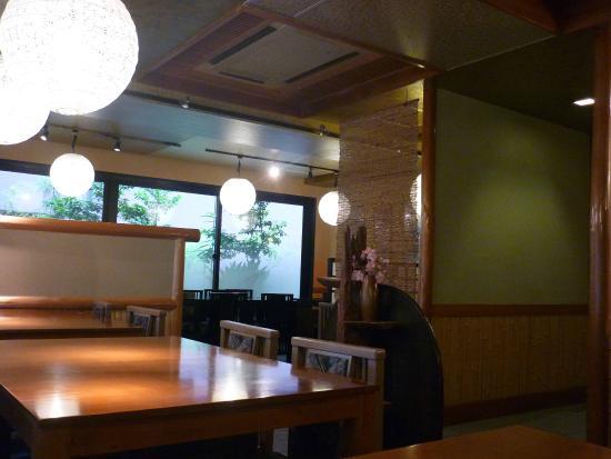 Hotel Edoya: Sala colazione