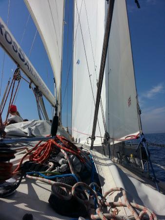 "Náxos, Griekenland: Onboard S/Y ""ANNABELLA"""