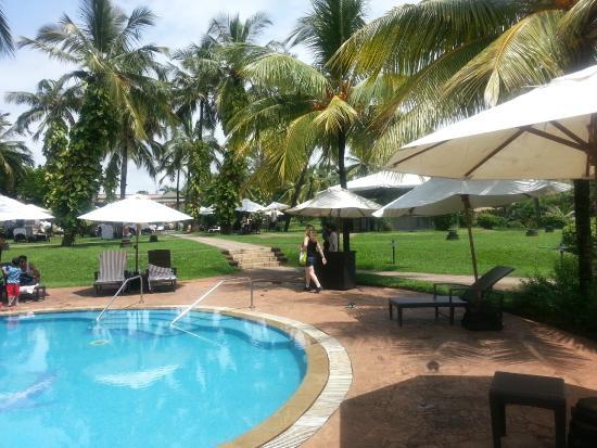 Nice Swimming Pool Picture Of The Leela Goa Cavelossim