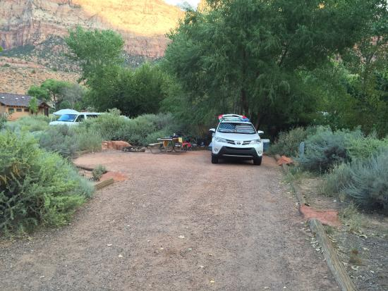 how to get to stave west campground