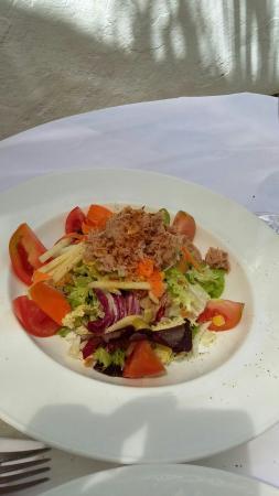 Es Ventall: Lunch menu