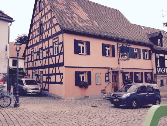 Gasthaus Zum Roten Ochsen: Schönes Haus