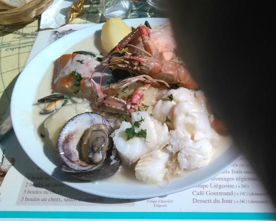 Choucroute de la mer photo de restaurant du port le crotoy tripadvisor - Restaurant du port le crotoy ...