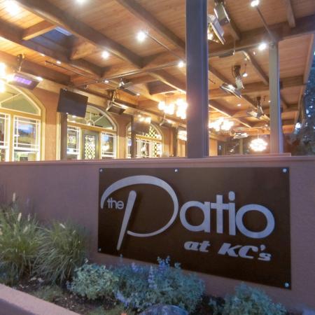 kc s american kitchen stunning new patio renovation flat screens fire pit built