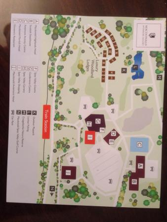 Strathspey Hotel: Spot the missing hotel!!!!