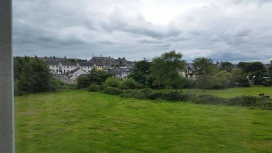Kilmallock, Irlanda: View from upper room