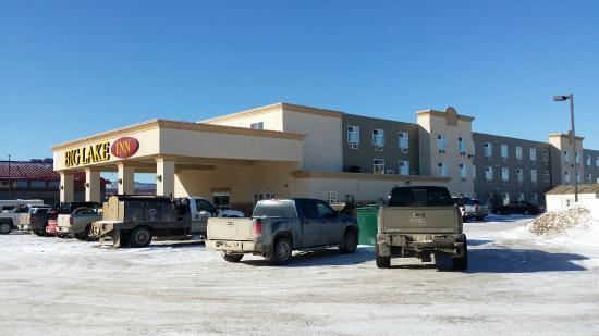 Big Lake Inn: Welcome to BigLakeInn