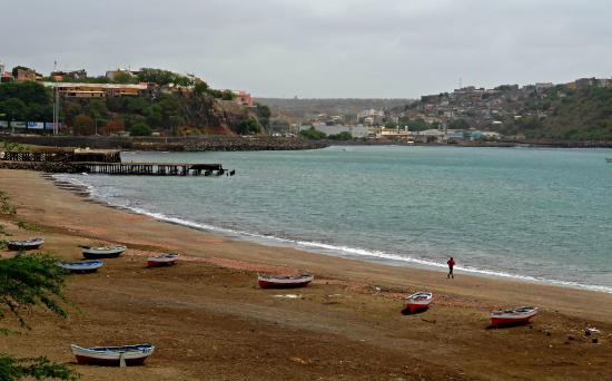 Praia de Gamboa Beach