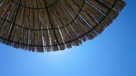 Apartamentos Verano Azul: Sombra y tranquilidad