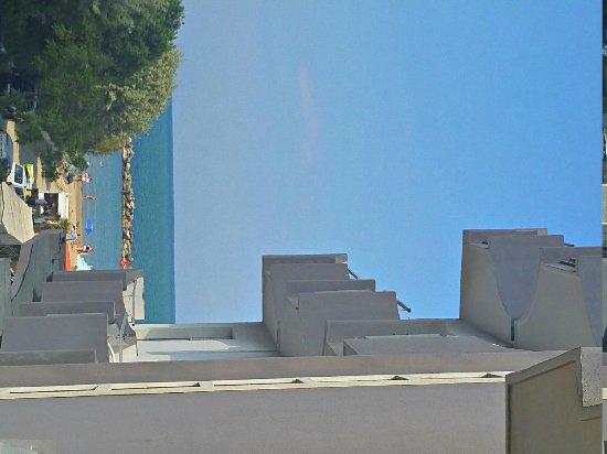 Hotel Merkury: Vista dalla camera