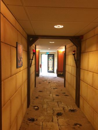 Legoland Billund: Hotel área temática e parque muito divertido