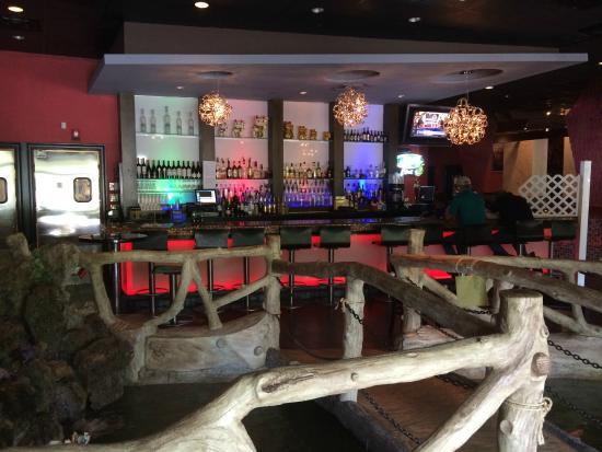 Wild Kanji - Bar Area