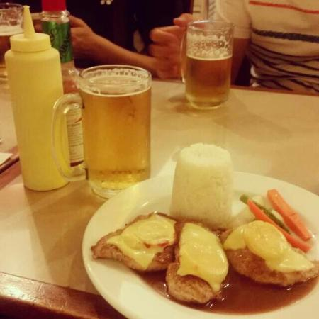 Best draft beer♡ Love to be at Swiss Deli!