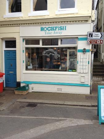 Rockfish - Takeaway: Rockfish chippy