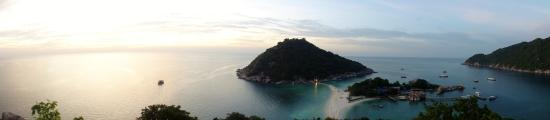 Ko Nang Yuan, Thailand: The Whole Island