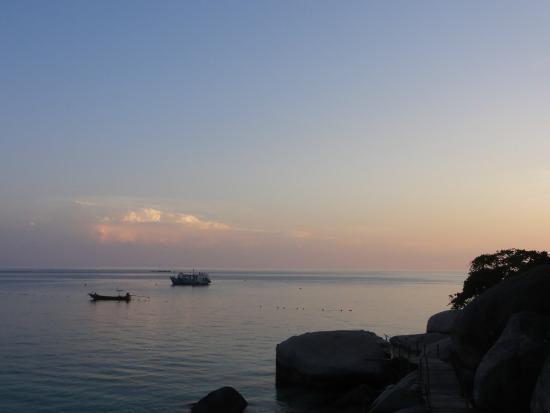 Ko Nang Yuan, Thailand: Island Sunset