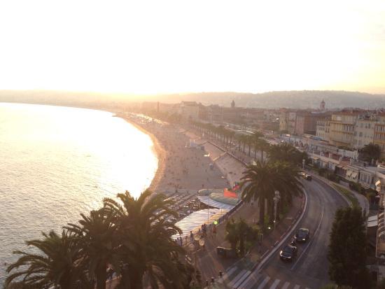 Hotel Dante: Promenade des Anglais
