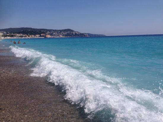 Hotel Dante: Beach