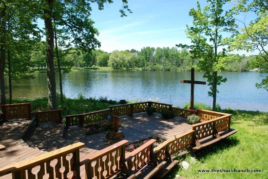 White Cloud, MI: Our Beautiful Lakeside Outdoor Chapel