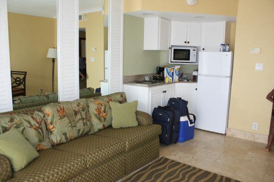 Tradewinds Island Grand One Bedroom Suite Picture Of Tradewinds Island Grand Resort St