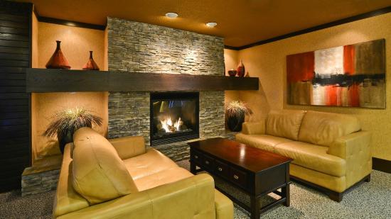 Prestige Mountain Resort Rossland: Lobby