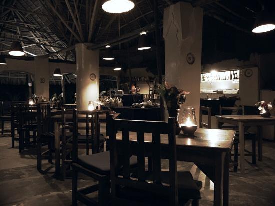 Blue Doors Restaurant : A Zanzibari gourmand restaurant