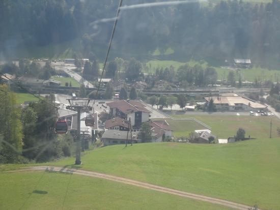 Sportresort Hohe Salve: Hopfgarten view
