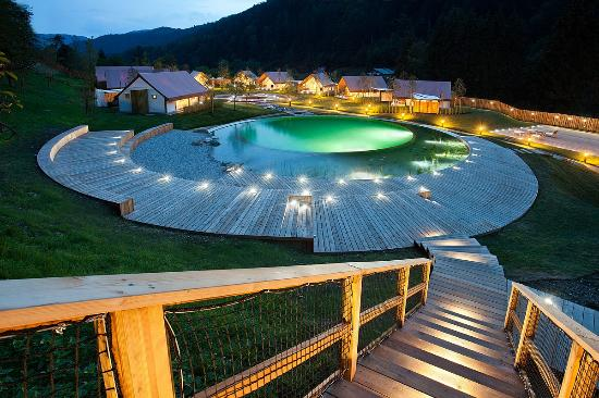 Charming Slovenia Herbal Glamping Resort