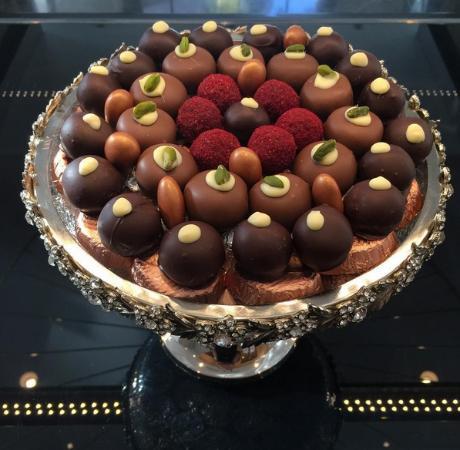 Çikolata Tepsi