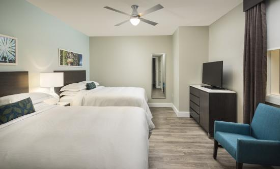 by hilton grand vacations two bedroom ocean view suite second bedroom