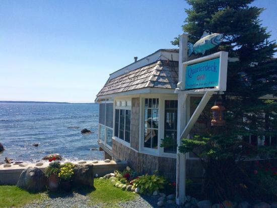 Summerville, Kanada: Quarterdeck Grill