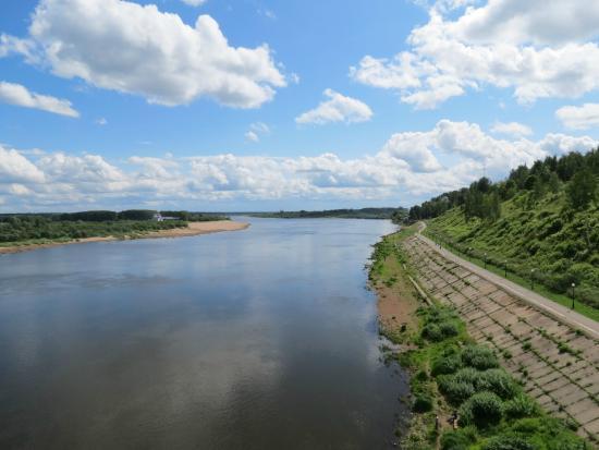 Old Vyatka River Bridge